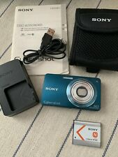 Sony Cyber Shot Digital Camera DSC - W350