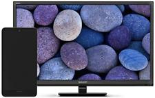 Sharp B10 - 32GB - DUAL-SIM & LED TV - 24 Zoll - Aktion !NEU&OVP! Simply smart.