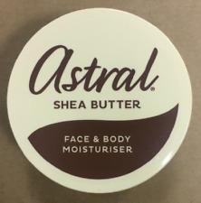 Astral | Face & Body Moisturiser | Shea Butter 200ml