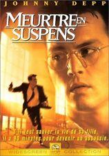 Meurtre En Suspens (Johnny Depp, Christopher Walken) - DVD