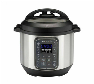 Instant Pot Duo Gourmet: 9-in-1 Multi-Use Pressure Cooker, 6 Qt