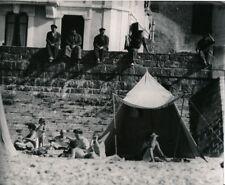 SAINT JEAN DE LUZ c. 1937 - 6 Photos Plage Pays Basque - L 263