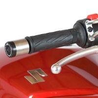 Suzuki Inazuma 250 2013-2016 handlebar bar end weights sliders by R&G Racing