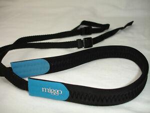 MIGGO camera neck strap