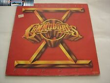 Commodores - Heroes - LP - 1980