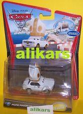 """MA"""" - POPE PINION  IV #8 Deluxe Disney Pixar Mattel Cars auto vehiculo modellino"""