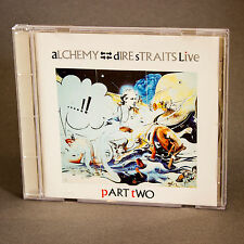 Alchemy - Dire Straits Live - Part 2 - Music CD Album