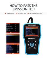 Topdon OBDCAN Elite Diagnostic Tool Scanner Car OBD2 Code Reader SRS ABS Airbag