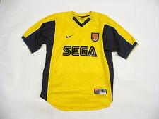 Arsenal 1999 / 2001 Away Kit Football Jersey Shirt