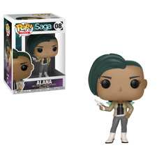 SAGA Funko Pop! - Alana with Gun