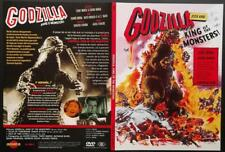 GODZILLA - Special Edition - Booklet - NEW - English with Español&french subs