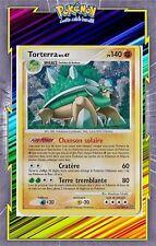 Torterra Holo-Diamant et Perle:Tempête-11/100-Carte Pokemon Française Neuve