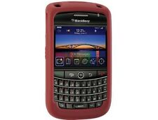 Silicone Case Burgundy For BlackBerry Tour 9630 9650