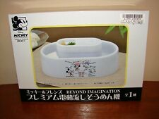 Disney Sega SINK SOMEN Machine Noodle Bowl - Japan - Mickey Mouse - NEW