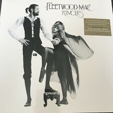 FLEETWOOD MAC 'RUMOURS' LP VINYL ALBUM REMASTED - NEW AND SEALED