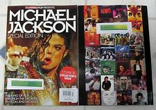CLASSIC POP Electronic Mag MICHAEL JACKSON 132 Page SPECIAL TRIBUTE Every ALBUM