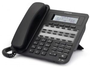 LG-Ericsson iPECS Professional Phone LDP-9224DF with Desk Stand;iPECS EMG80