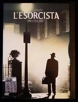L'ESORCISTA - NUOVO - RARO DVD SNAPPER PRIMA USCITA 1999