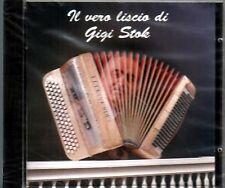 STOK GIGI IL VERO LISCIO LE REINE DE MUSETTE ROMAGNA BRIOSO CD SEALED