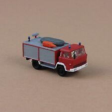 1:160 Spur N Umbausatz Feuerwehr RW1 für Wiking Magirus Deutz Frontlenker