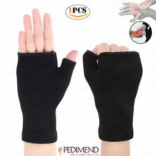 PEDIMEND Wrist and Thumb Support (1PCS) - For Arthritis & Joint Pain (BLACK)- UK