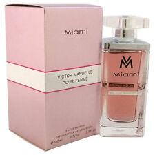 Victor Manuelle Miami Pour Femme by Victor Manuelle for Women - 3.3 oz EDP Spray