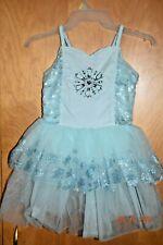 Disney Store Frozen Princess Elsa Dress or Costume Size 5/6                tag17
