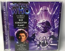 Doctor Who Blue Forgotten Planet CD TWO DISCS Full Cast Audio Drama Colin Baker