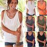 Summer Women Casual Off Shoulder Tee Tops Short Sleeve Loose T-shirt Blouse Sexy