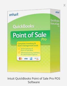 QuickBooks Point of Sale V12 Pro - Email License Delivery + Installation Setup