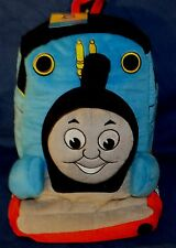 """Thomas the Tank Engine & Friends Backpack New with tags 10"""" x 8"""" x 4"""" Plush"""
