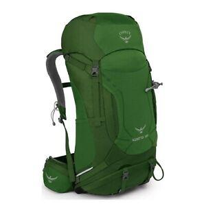 Osprey Kestrel 38 Backpack, Green, Hiking/overnight Pack.