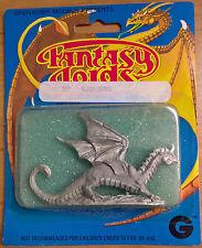 Grenadier Fantasy Lords - 507 Black Drake (Sealed, Near Mint)