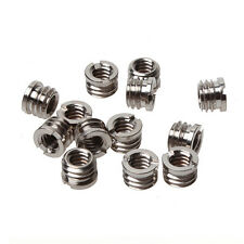 "1/4"" to 3/8"" Convert Screw (5pack) Adapter for Tripod and camera and quick Toto"