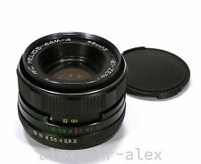 Russian MC Helios-44M-4 lens 2/58 mm for Zenit M42 mount.Good working.№90441033