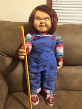 Child's Play 2 Chucky Doll W/Stick Custom Replica