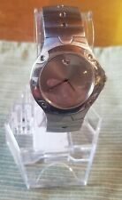 Movado Sports Edition (SE) Stainless Steel Gray Dial Men's Watch 84 G1 1892