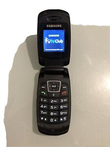 Téléphone Mobile Samsung SGH C270 - Noir