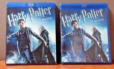 Harry Potter & Half-Blood Prince   (Blu-ray + DVD) w/Slipcover  LIKE NEW