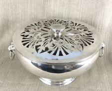 Rose 1900-1940 Antique Silver