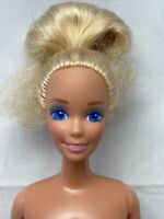 EUC Vintage Superstar BARBIE 1991 BALLROOM BEAUTY #3678 Doll Only