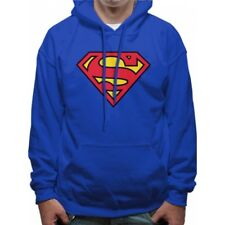 Logo Blue Hoodies & Sweatshirts for Men