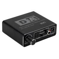Toslink Optique Coaxial NuméRique à Convertisseur Audio Analogique RCA L /  N8F1
