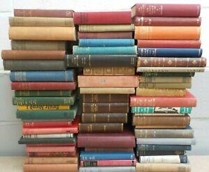 Vintage Books For Decoration Interior Design Display Linear Half Metre 50cm