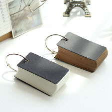 """Worldwide"" 1pc Small Diary Pocket Notebook Spiral Memo Mini Journal Freenote"