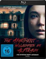 The Apartment - Willkommen im Alptraum (2019) [Blu-ray/NEU/OVP] Atmosphärischer