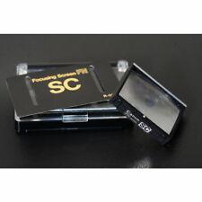 Canon F-1 Einstellscheibe SC - Laser-Vollmattscheibe - Focusing Screen