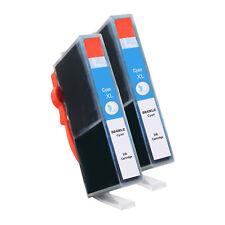 2 CYAN 564XL C Ink Cartridge for HP Printer Deskjet 3520 3521 3522 3526 3070