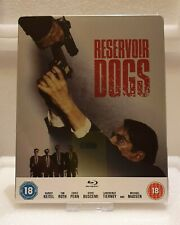 Reservoir Dogs (Blu-ray SteelBook) (Zavvi Exclusive) [UK]
