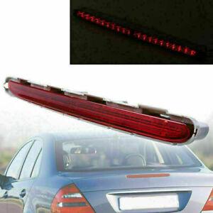 For Mercedes Benz W211 E350 E500 Rear High Mount Third Brake Light LED Stop Lamp